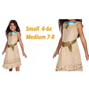 Other - Disney Princess Pocahontas Girls Halloween Costume